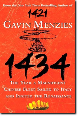 gavin menzies voyages World civilizations: essay 2 daniel fendlason world civilization i 1 essay 1 the 15th century voyages of zheng he under the ming dynasty are nothing chinese artifacts that have been found there4 the latest view advanced by gavin menzies suggests that zheng's fleet traveled to every.