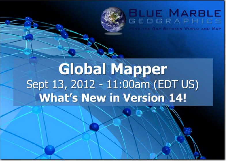 Global Mapper 20 Free Download Overview